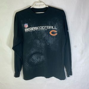 Other - Chicago Bears Reebok Long Sleeve Size Large
